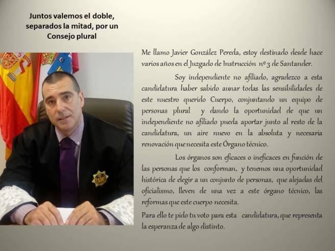 JAVIER GONZALEZ CARTA