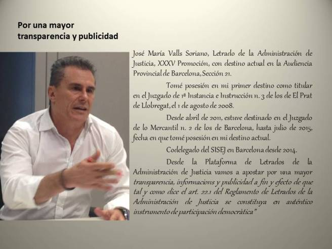 JOSE MARIA VALLS CARTA
